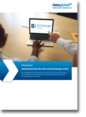 dataglobal Whitepaper Microsoft Exchange Online